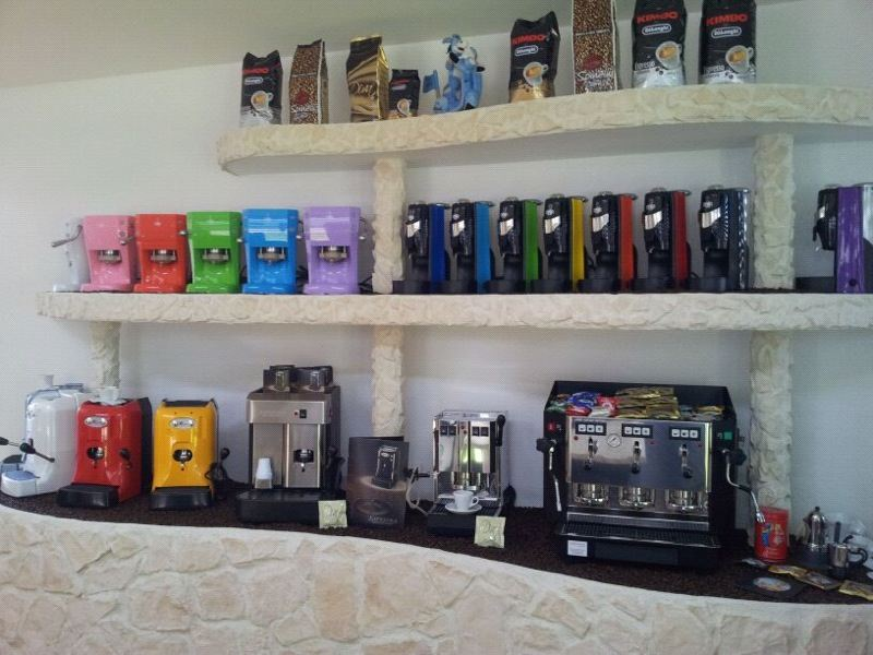 Caffe Iannotta - Showroom